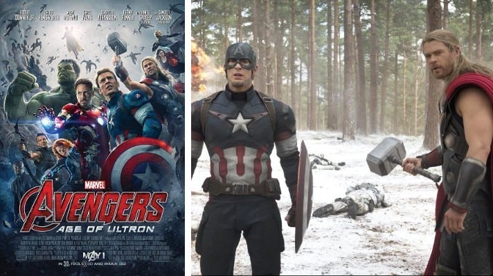 Avengers: Age of Ultron 2015 film