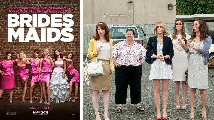 Bridesmaids 2011 film