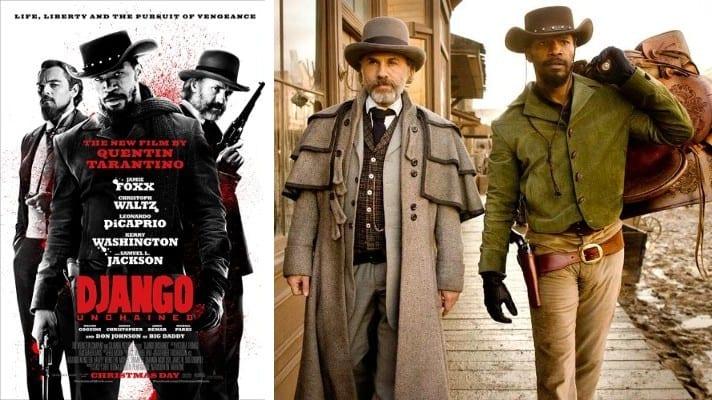 Django Unchained 2012 film
