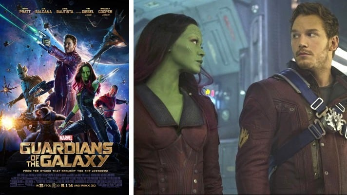 Guardians of the Galaxy 2014 film