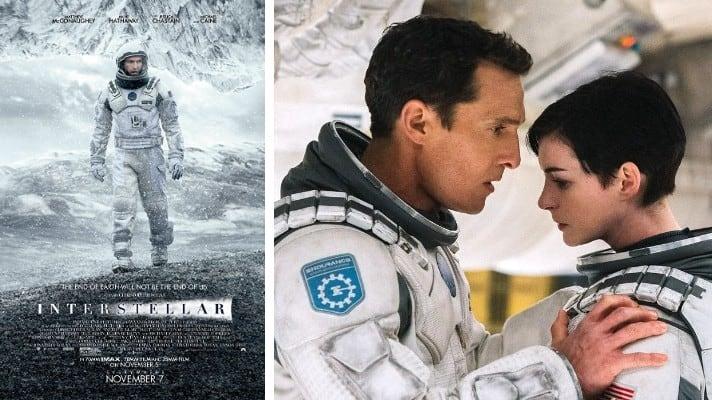 Interstellar film 2014