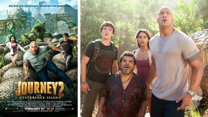 Journey 2: The Mysterious Island 2012 film