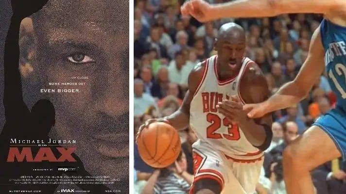Michael Jordan to the Max film 2000