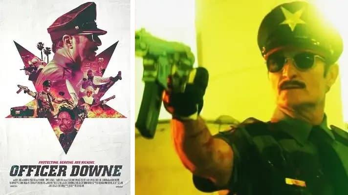 Officer Downe film 2016