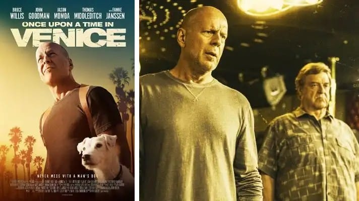Once Upon a Time in Venice 2017 film