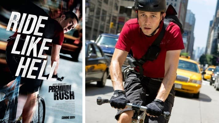Premium Rush 2012 film