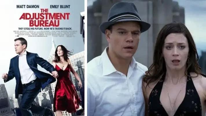 The Adjustment Bureau 2011 film