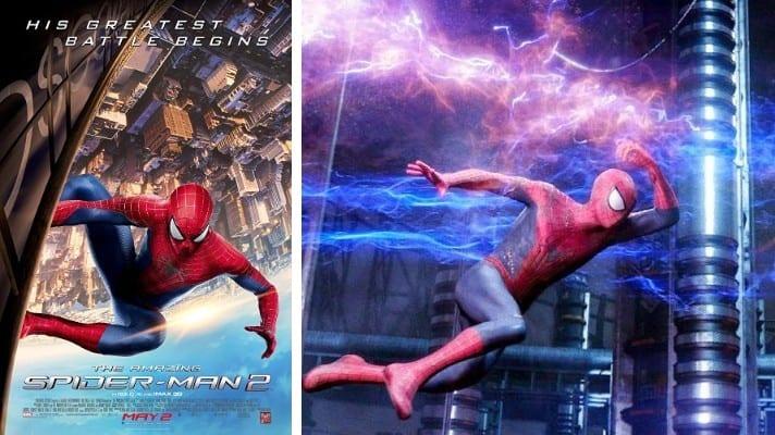The Amazing Spider-Man 2 film 2014