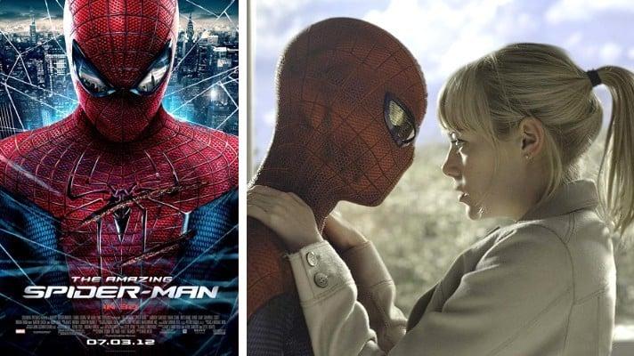 The Amazing Spider-Man 2012 film