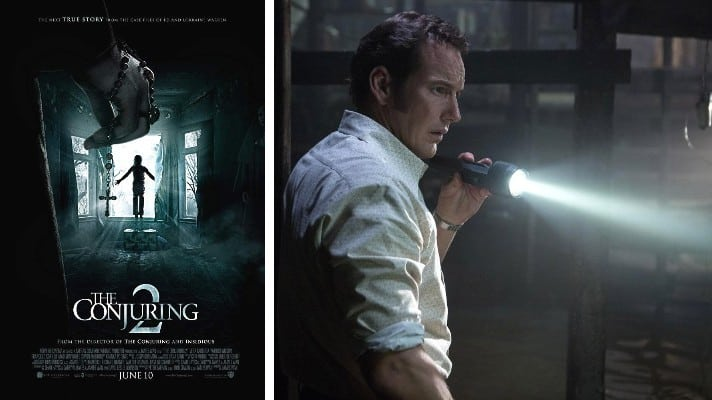 The Conjuring 2 film 2016