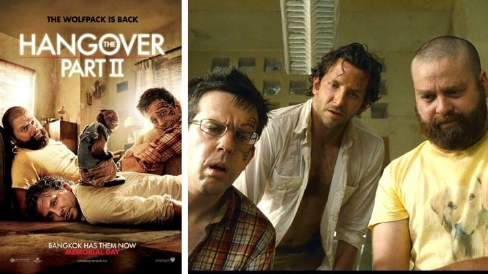 The Hangover Part Ii 2011 The Subject Of 3 Lawsuits Filmsuits Com