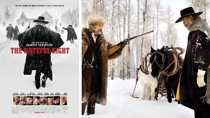 The Hateful Eight 2015 film