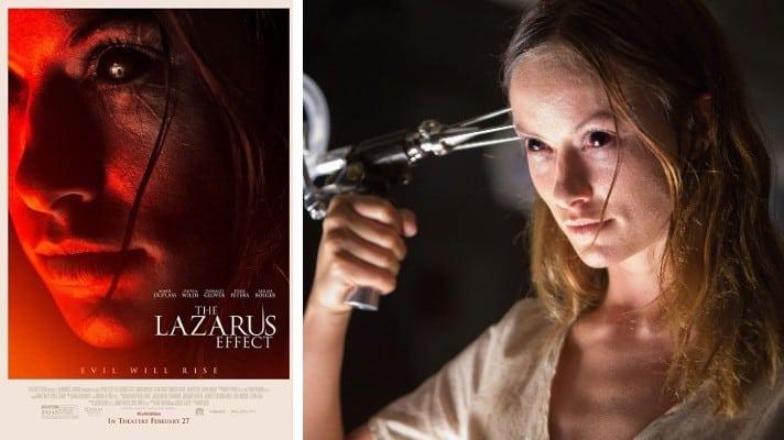 The Lazarus Effect 2015 film