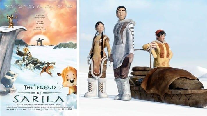 The Legend of Sarila 2013 film