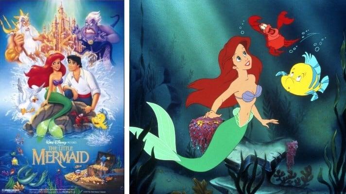 The Little Mermaid 1989 film