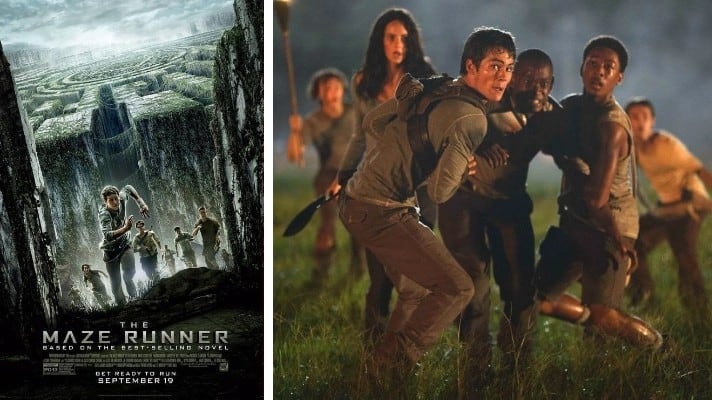 The Maze Runner 2014 film