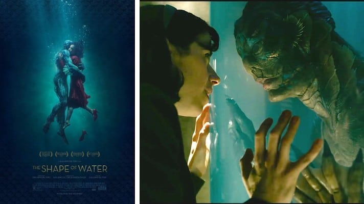 The Shape of Water film 2017
