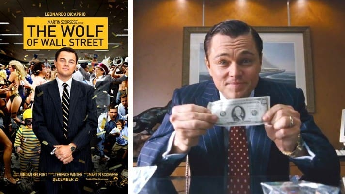 The Wolf of Wall Street film 2013