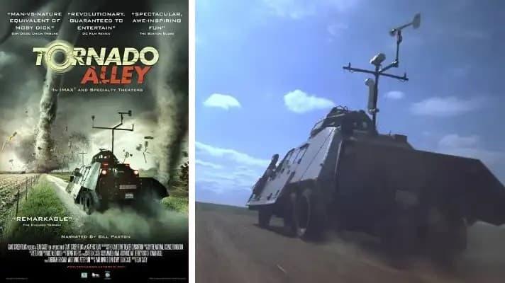 Tornado Alley 2011 film