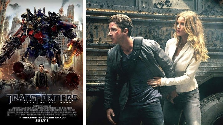 Transformers: Dark of the Moon 2011 film