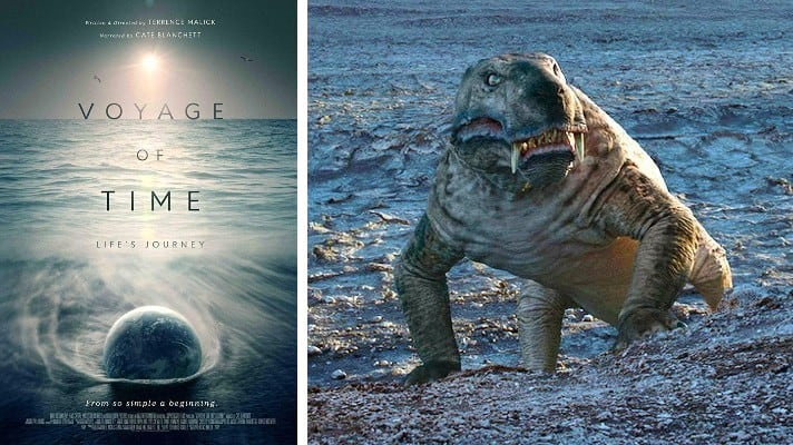 Voyage of Time: Life's Journey 2016 film