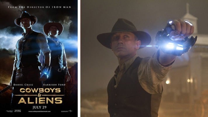 cowboys & aliens 2011 film