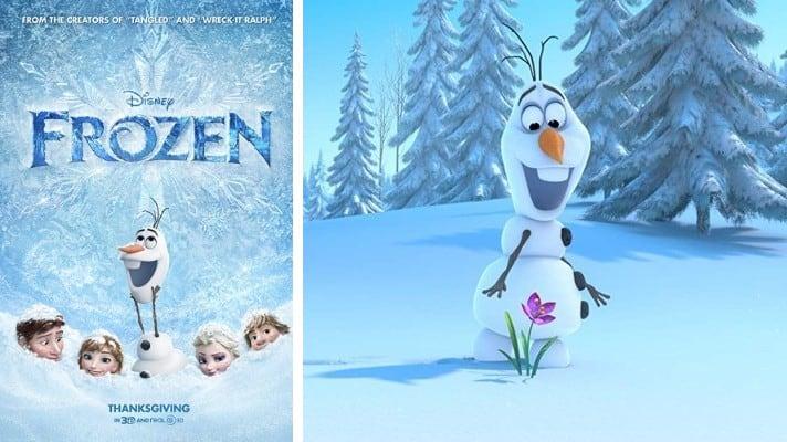 frozen disney 2013 film
