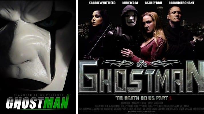 ghostman 2014 film