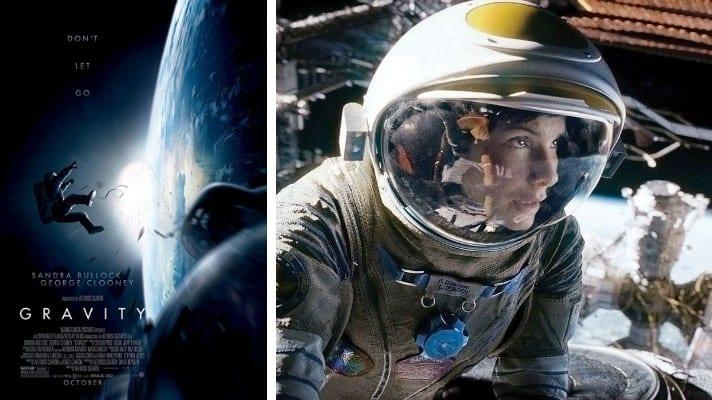 gravity 2013 film