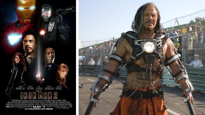 iron man 2 film 2010