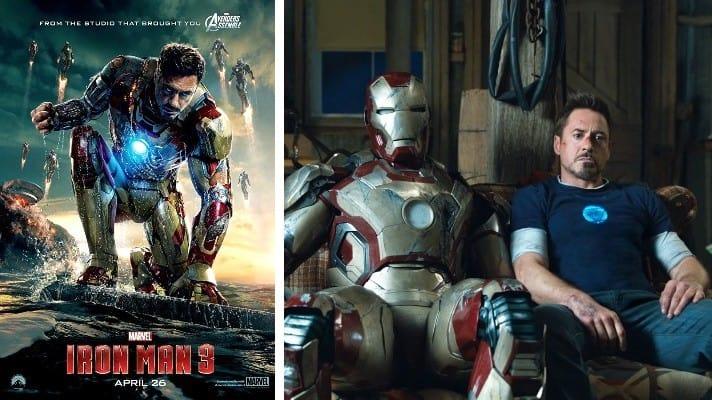 iron man 3 film 2013