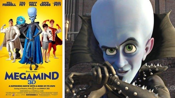 megamind film 2010