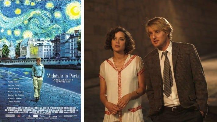midnight in paris 2011 film