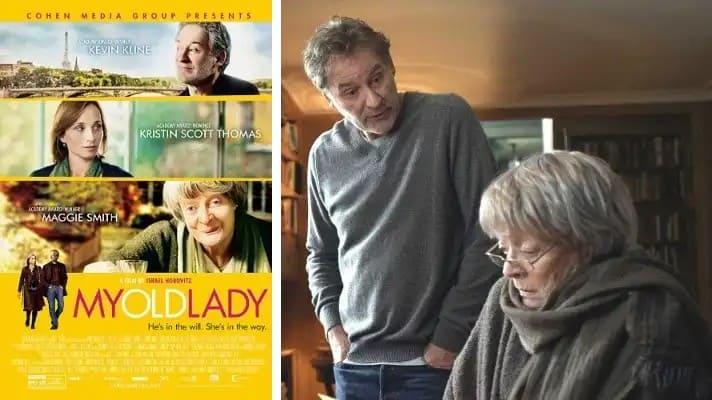 my old lady 2014 film