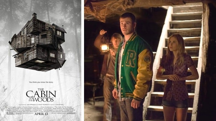 the cabin in the woods 2011 film
