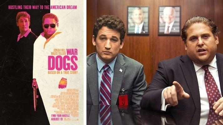 war dogs film 2016