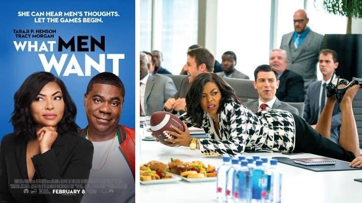 what men want 2019 film