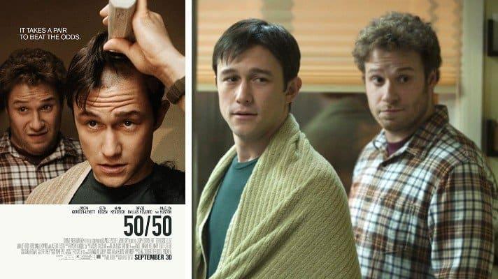 50/50 film 2011