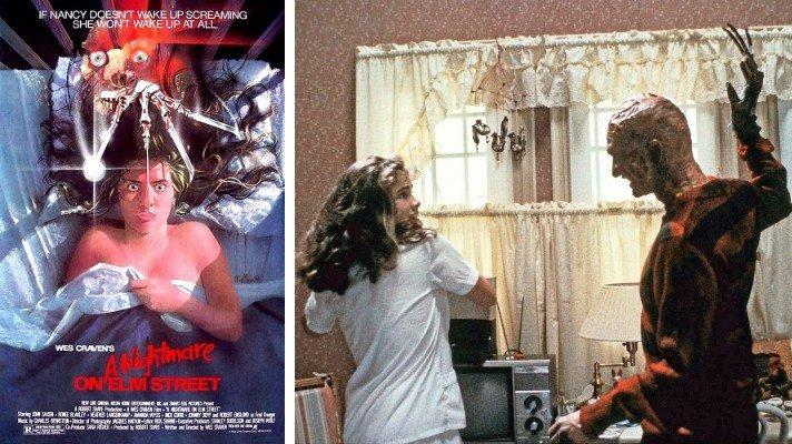 A Nightmare on Elm Street film 1984