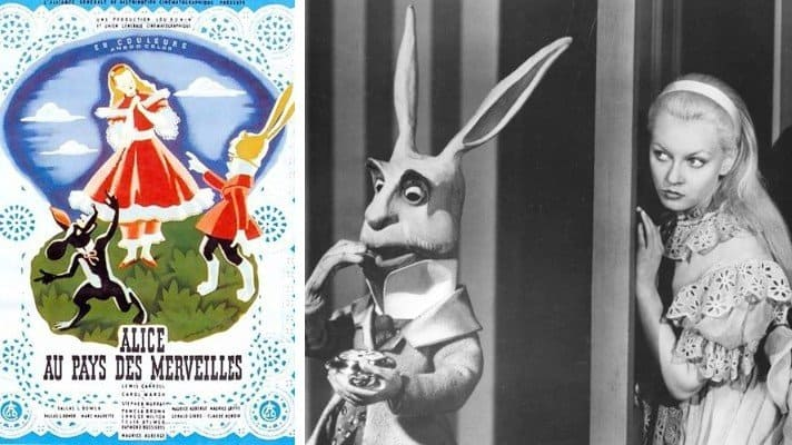 Alice in Wonderland film 1949