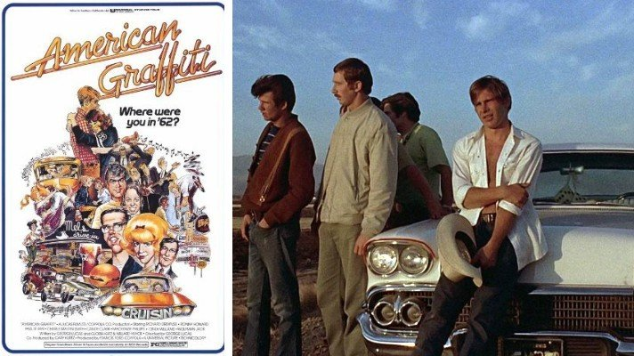 American Graffiti film 1973