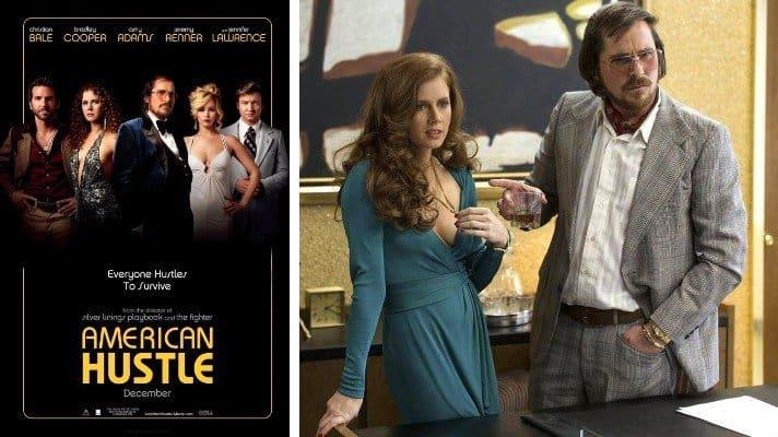American Hustle film 2013