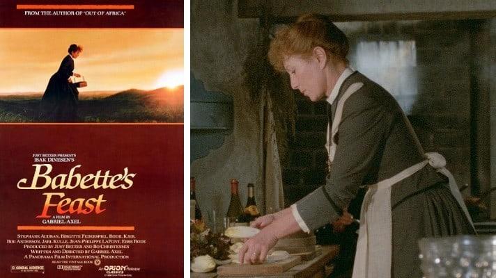 Babette's Feast film 1987