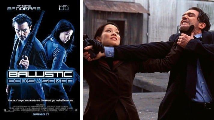Ballistic: Ecks vs. Sever film 2002