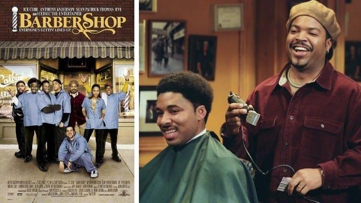 Barbershop 2002 film