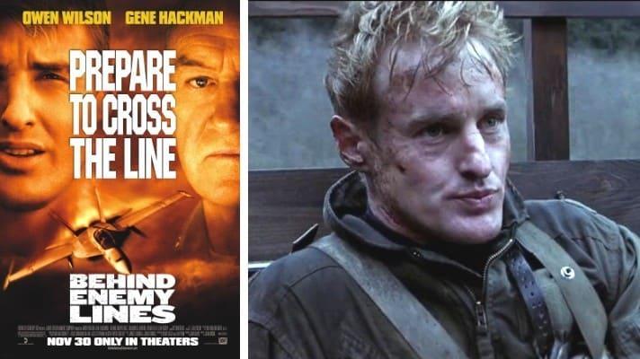 Behind Enemy Lines 2001 film