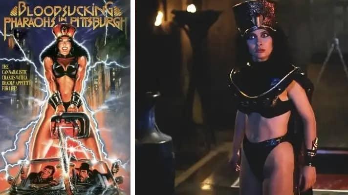 Bloodsucking Pharaohs in Pittsburgh film 1991