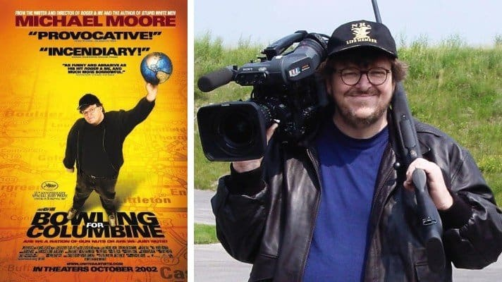 Bowling for Columbine film 2002