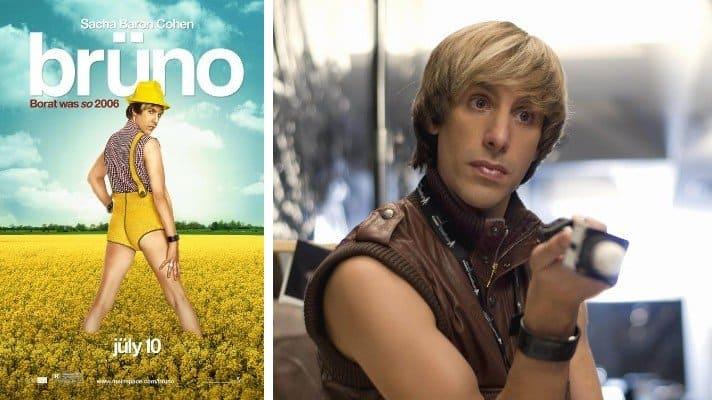 Brüno film 2009