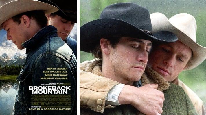 Brokeback Mountain film 2005
